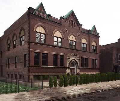 Chicago Condo/Townhouse New: 915 North Hoyne Avenue #4