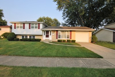 Arlington Heights IL Single Family Home New: $309,000