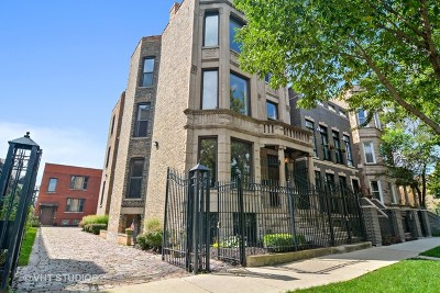 Chicago Single Family Home New: 2845 West Division Street