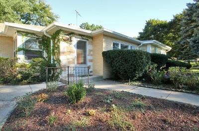 Chicago Single Family Home New: 5707 North New Hampshire Avenue