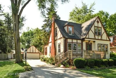 Homewood Single Family Home For Sale: 1417 183rd Street