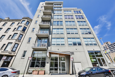Chicago Condo/Townhouse New: 770 West Gladys Avenue #802