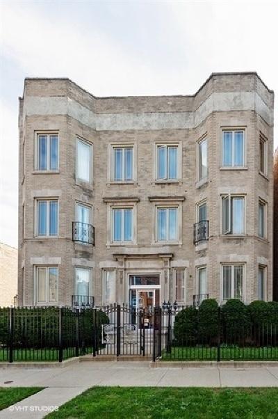 Chicago Condo/Townhouse New: 4529 South Calumet Avenue #3S