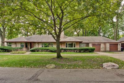 Chicago Single Family Home New: 6450 North Navajo Avenue