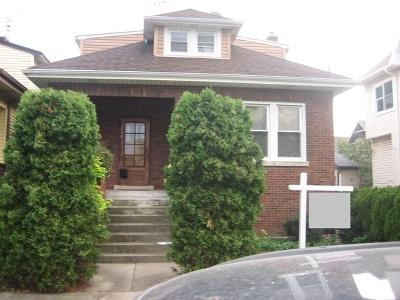 Chicago Single Family Home New: 5343 West Carmen Avenue