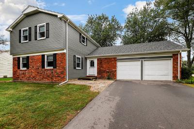 Buffalo Grove Single Family Home Price Change: 1099 Aspen Drive