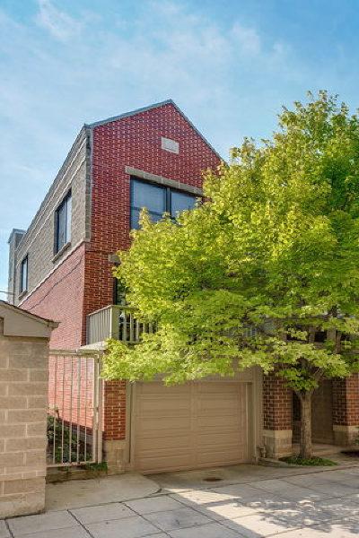 Chicago Condo/Townhouse New: 2743 North Wayne Avenue #E