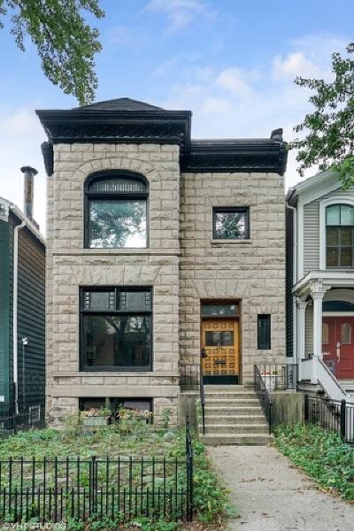 Chicago Multi Family Home New: 640 West Belden Avenue