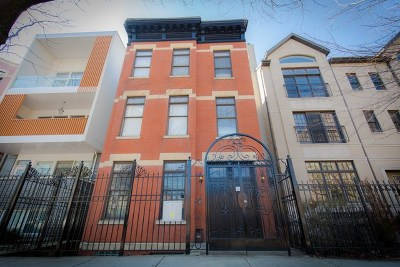 Multi Family Home For Sale: 1342 North Cleveland Avenue