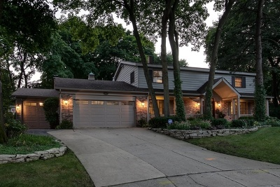 Libertyville Single Family Home New: 1032 Gracewood Drive