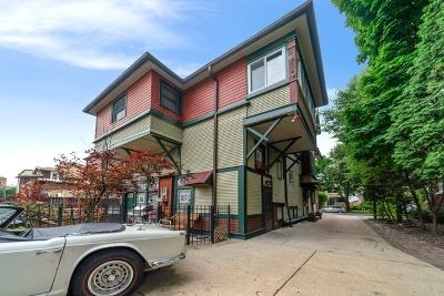 Forest Park Single Family Home For Sale: 7631 Monroe Street