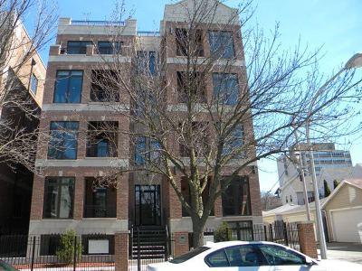 Bronzeville Condo/Townhouse For Sale: 4029 South Ellis Avenue #4N