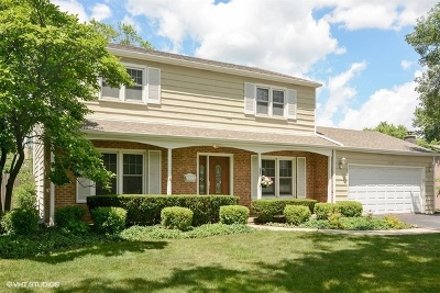 Deerfield Single Family Home For Sale: 1106 Montgomery Drive