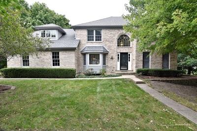 Batavia Single Family Home Price Change: 1139 Wintergreen Terrace