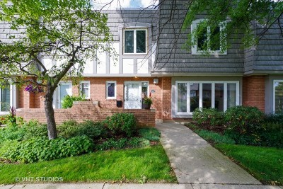 Highland Park Condo/Townhouse For Sale: 1455 Beaupre Court #1455
