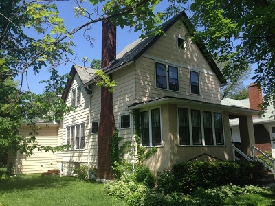 Oak Park Multi Family Home For Sale: 813 Forest Avenue