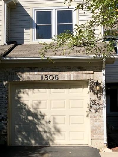 Naperville Condo/Townhouse New: 1306 Tennyson Lane