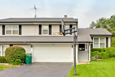 Buffalo Grove Condo/Townhouse New: 1548 Brandywyn Lane