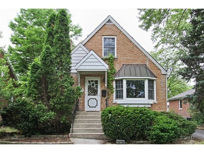 Homewood Single Family Home Contingent: 18436 Cowing Court