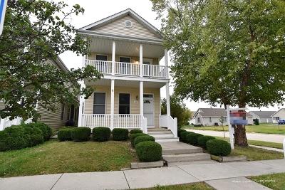 Genoa Single Family Home For Sale: 228 Burton Lane