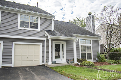 Palatine Condo/Townhouse New: 1352 North Knollwood Drive