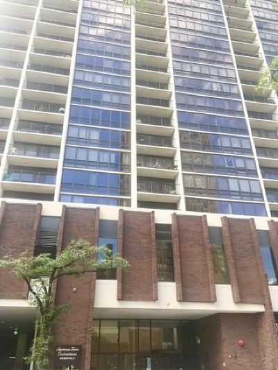 Condo/Townhouse For Sale: 1636 North Wells Street #1515