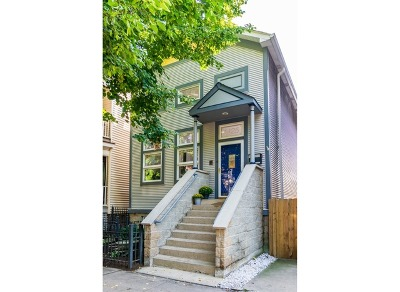 Single Family Home For Sale: 1425 West Fletcher Street