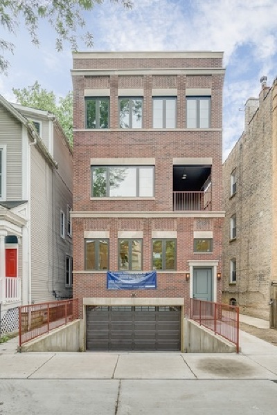 Chicago Condo/Townhouse New: 3852 North Janssen Avenue #2