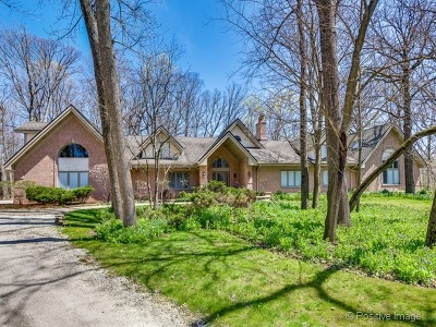 Single Family Home For Sale: 385 Thornmeadow Road