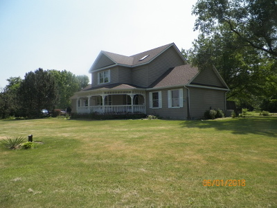Minooka, Channahon Rental For Rent: 8745 East Hansel Road