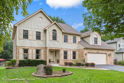 Naperville Single Family Home New: 2315 Gleneagles Drive