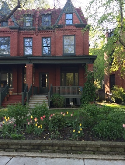 Chicago Single Family Home New: 5745 South Dorchester Avenue