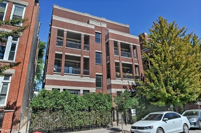 Chicago Condo/Townhouse New: 624 West Schubert Avenue #3W