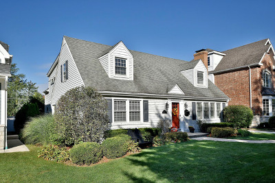 Elmhurst Single Family Home Price Change: 188 South Rex Boulevard