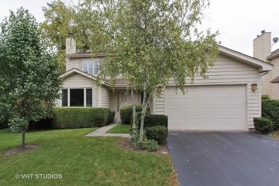 Buffalo Grove Single Family Home New: 759 Joel Lane