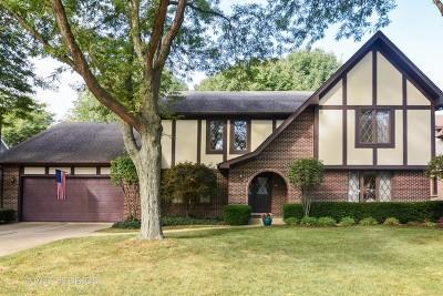 Palatine Single Family Home New: 5814 North Corona Drive