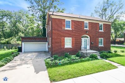 Chicago Single Family Home New: 10257 South Leavitt Street