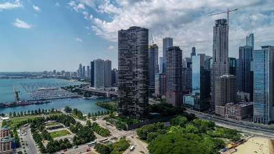 Chicago Condo/Townhouse New: 505 North Lake Shore Drive #6106-07