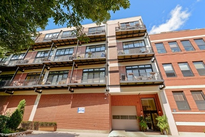 Chicago Condo/Townhouse New: 2012 West St Paul Avenue #407