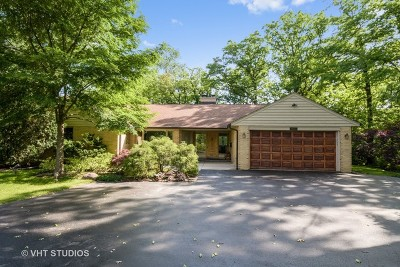 Highland Park Single Family Home For Sale: 1035 Green Bay Road