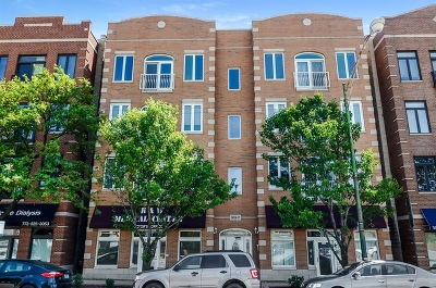 Chicago Condo/Townhouse New: 3017 North Ashland Avenue #4N