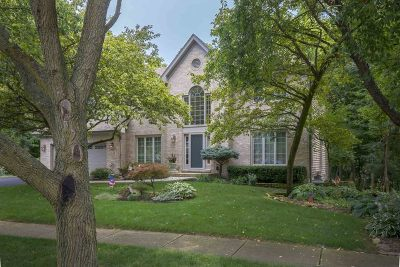 Batavia Single Family Home For Sale: 1614 Derby Drive