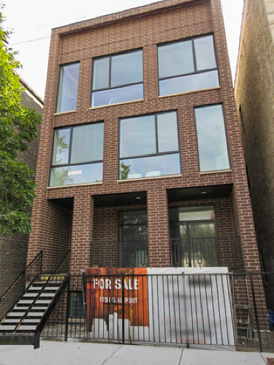 Chicago Condo/Townhouse New: 1931 South Allport Street #1-W