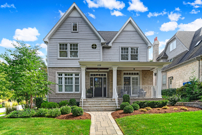 Hinsdale Single Family Home For Sale: 520 West 4th Street