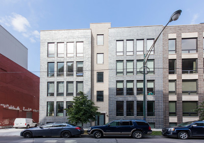 Chicago Condo/Townhouse New: 1008 North Larrabee Street #2N