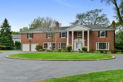 La Grange Single Family Home For Sale: 650 South Edgewood Lane