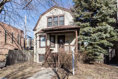 Single Family Home For Sale: 4343 North Francisco Avenue