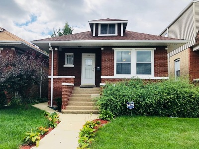 Chicago Single Family Home New: 4739 West Addison Street