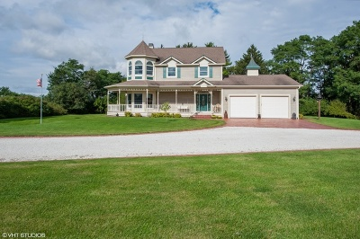 Mc Henry County Single Family Home For Sale: 4306 North Richmond Road