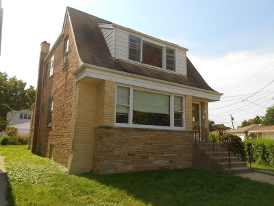 Chicago Multi Family Home New: 6157 West Rosedale Avenue